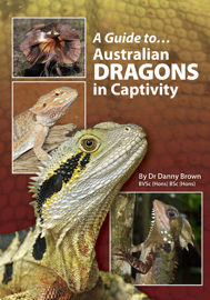 A Guide to Australian Dragons in Captivity book