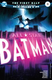All Star Batman (2016-2017) #13