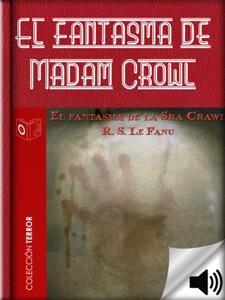 El fantasma de Madam Crowl Book Cover