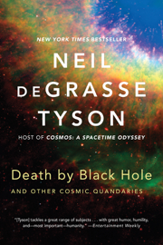 Death by Black Hole: And Other Cosmic Quandaries book