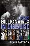 Billionaires In Disguise Lizzy The Complete Lizzy Series