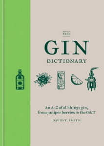 The Gin Dictionary Book Cover