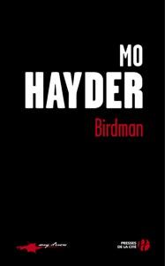 Birdman Book Cover