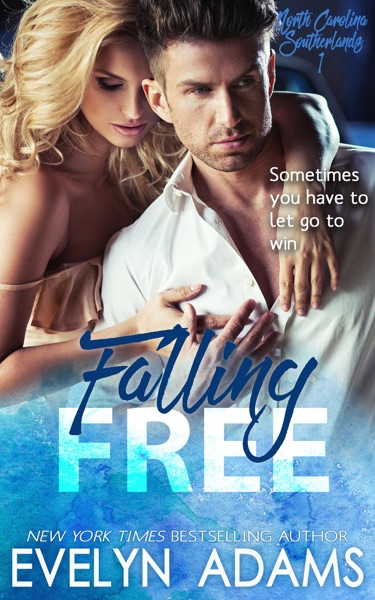 Falling Free - Evelyn Adams book cover