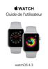 Apple Inc. - Guide de l'utilisateur de l'Apple Watch Grafik