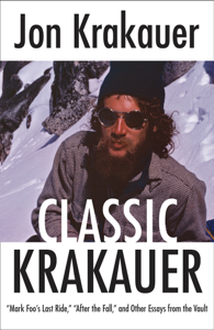 Classic Krakauer Book Cover