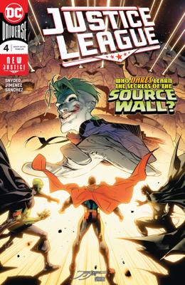 Justice League (2018-) #4 - Scott Snyder & Jorge Jimenez book