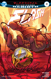 The Flash (2016-) #31 book