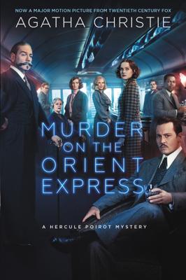 Agatha Christie - Murder on the Orient Express book