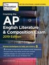 Cracking The AP English Literature  Composition Exam 2019 Edition