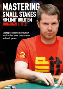 Mastering Small Stakes No-Limit Hold'em La couverture du livre martien