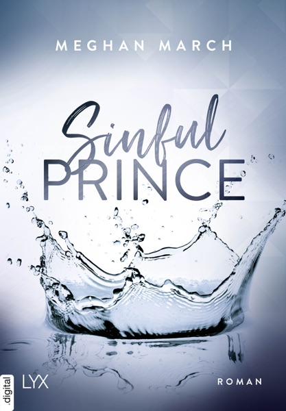 Sinful Prince - Meghan March book cover