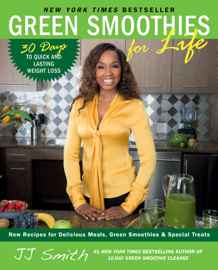Green Smoothies for Life book