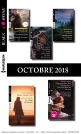 12 ROMANS BLACK ROSE (Nº500 à 503 - OCTOBRE 2018)