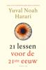 Yuval Noah Harari - 21 lessen voor de 21ste eeuw kunstwerk
