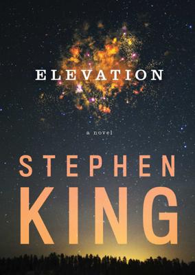 Elevation - Stephen King book