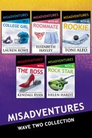 Misadventures Series Anthology Books 8-12 PDF Download