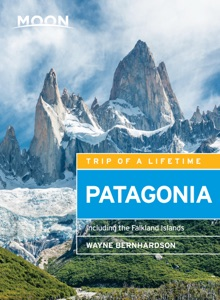 Moon Patagonia Book Cover