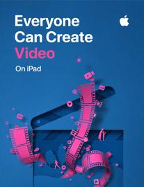 Everyone Can Create: Video book