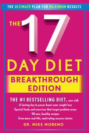 The 17 Day Diet Breakthrough Edition book