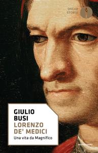 Lorenzo de' Medici Copertina del libro