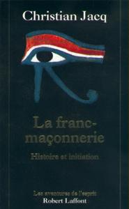 La franc-maçonnerie La couverture du livre martien