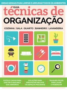 Guia Técnicas de Organização Book Cover
