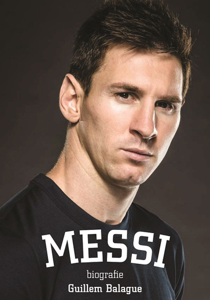 Messi: biografie Libro Cover