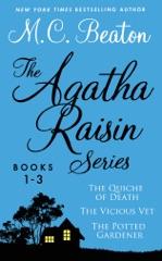The Agatha Raisin Series, Books 1-3