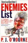 The American Spectators Enemies List