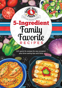 5 Ingredient Family Favorite Recipes ebook
