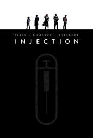 INJECTION DELUXE EDITION VOL. 1