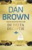 Dan Brown - De Delta deceptie kunstwerk