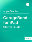 GarageBand for iPad Starter Guide iOS 11