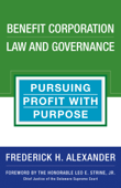 Benefit Corporation Law and Governance