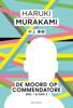 Haruki Murakami - De moord op Commendatore Deel 1 & Deel 2 kunstwerk
