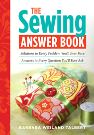 The Sewing Answer Book book