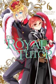 The Royal Tutor, Vol. 6 book