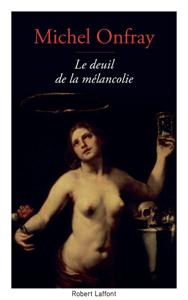 Le Deuil de la mélancolie La couverture du livre martien