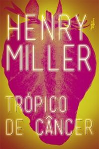 Trópico de Câncer Book Cover