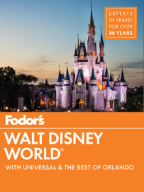 Fodor's Walt Disney World book