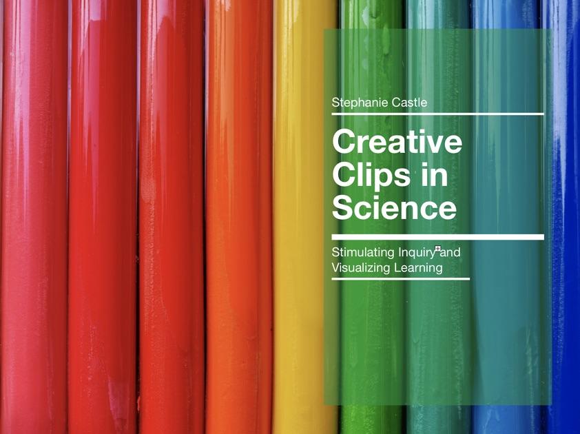 stephanie castleの creative clips in science をapple booksで