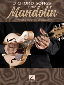 3 Chord Songs for Mandolin da Various Authors