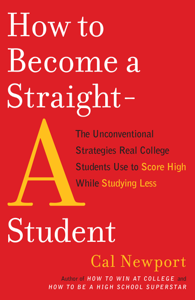 How to Become a Straight-A Student Libro Cover