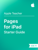 Apple Education - Pages for iPad Starter Guide iOS 11 artwork
