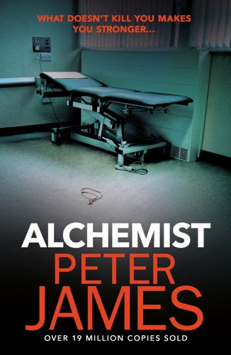 Peter James - Alchemist