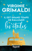 Virginie Grimaldi - Il est grand temps de rallumer les étoiles illustration