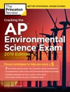 Cracking The AP Environmental Science Exam 2019 Edition