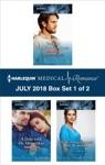 Harlequin Medical Romance July 2018 - Box Set 1 Of 2