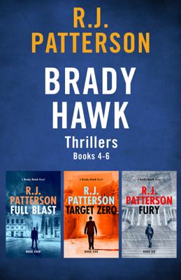 Brady Hawk Thrillers - R.J. Patterson book